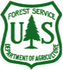 USFS shield logo